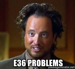 Ancient Aliens -   E36 problems