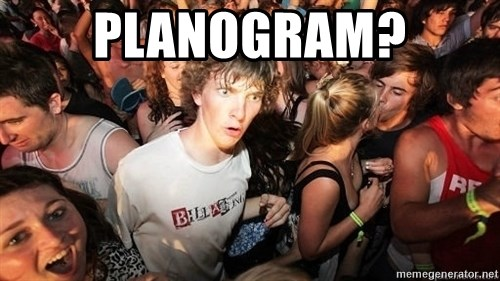 Sudden Realization Ralph - planogram?