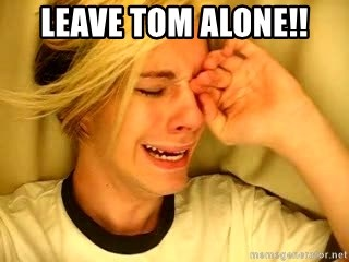 leave britney alone - leave tom alone!!