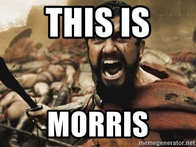 300 - This is Morris