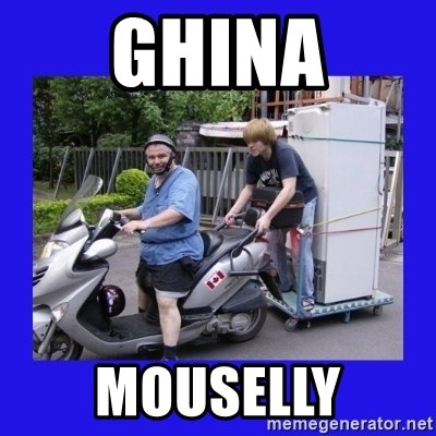 Motorfezzie - GHINA MOUSELLY