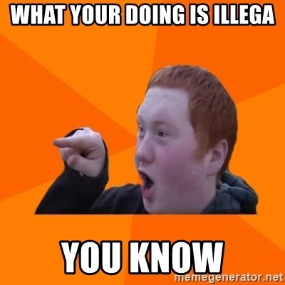 CopperCab Points - WHAT YOUR DOING IS ILLEGA YOU KNOW