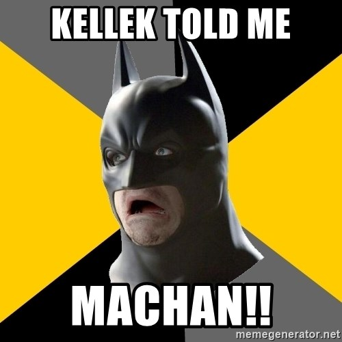 Bad Factman - kellek told me machan!!