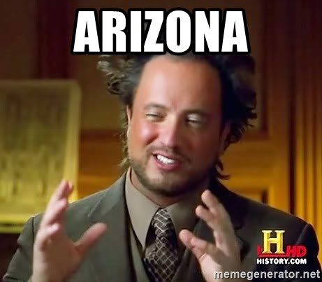 Ancient Aliens - arizona