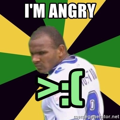 Rodolph Austin - i'm angry >:(
