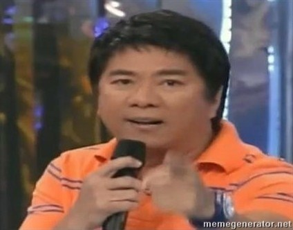 willie revillame you dont do that to me -
