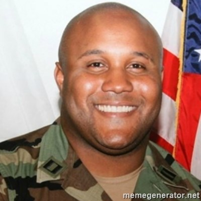 Christopher Dorner -