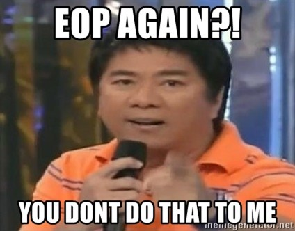 willie revillame you dont do that to me - eop again?! you dont do that to me