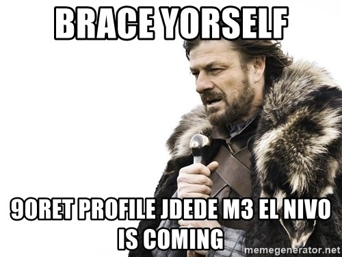 Winter is Coming - BRace yorself 9oret profile jdede m3 el nivo is coming
