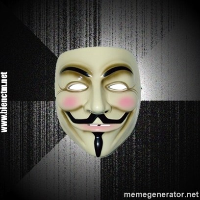 Anonymous memes -
