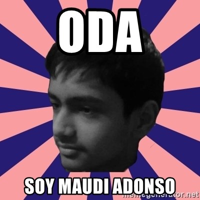 Los Moustachos - I would love to become X - ODA SOY MAUDI ADONSO