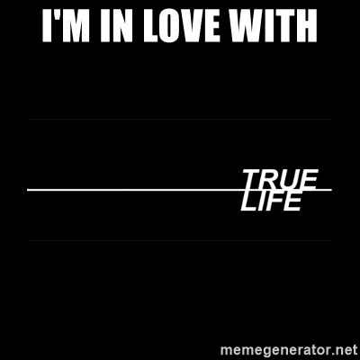 MTV True Life - I'm in love with