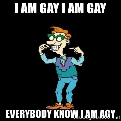Drew Pickles: The Gayest Man In The World - I AM GAY I AM GAY EVERYBODY KNOW I AM AGY