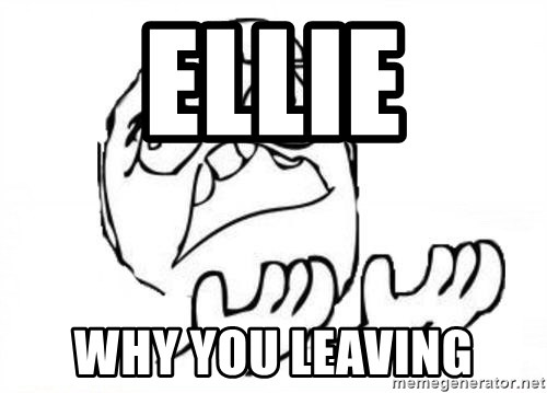 WHY SUFFERING GUY - Ellie Why you leaving