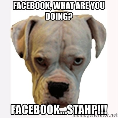 stahp guise - Facebook, what are you doing? facebook...stahp!!!