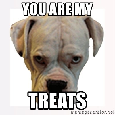 stahp guise - YOU ARE MY TREATS
