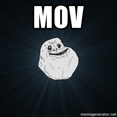 Forever Alone - mov