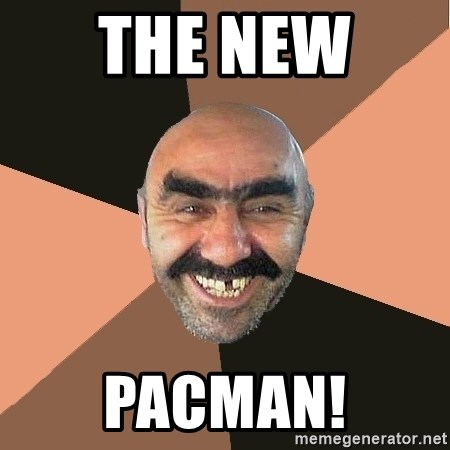 Provincial Man - the new  pacman!