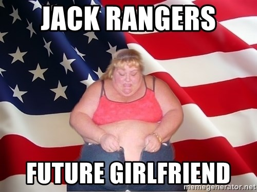 Asinine America - JACK RANGERS  FUTURE GIRLFRIEND