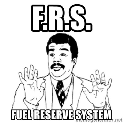 aysi - F.R.S. fuel reserve system