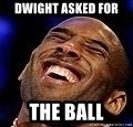 Kobe Bryant - DWIGHT ASKED FOR THE BALL