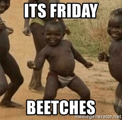 Success African Kid - its friday beetches