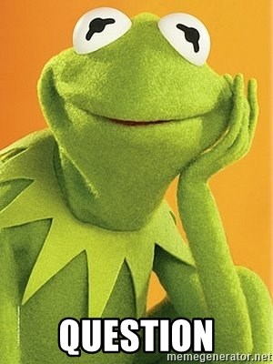 Kermit the frog -  qUESTION