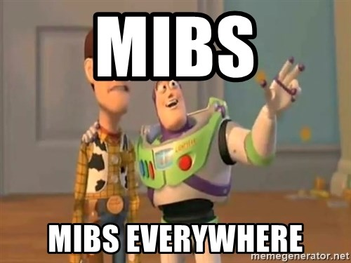 X, X Everywhere  - mibs mibs everywhere