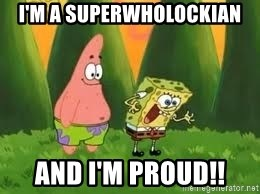 Ugly and i'm proud! - I'm a superwholoCkian And I'm proud!!