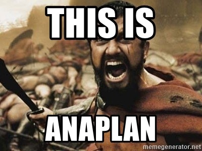 300 - THIS IS ANAPLAN