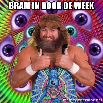 PSYLOL - BRAM IN DOOR DE WEEK
