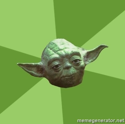 Advice Yoda Gives -