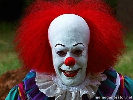 Pennywise the Clown -