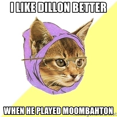 Hipster Cat - I like dillon better when he played moombahton