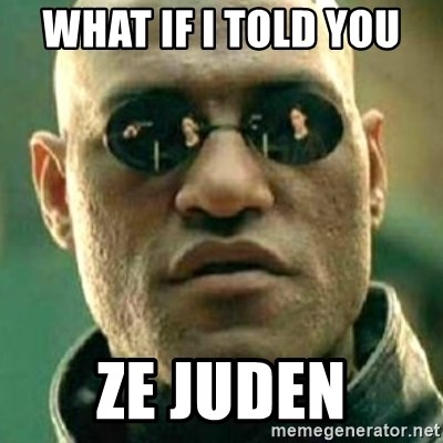 what if i told you matri - WHAT IF I TOLD YOU  ZE JUDEN