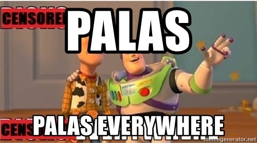 Toy Story Everywhere - Palas palas everywhere