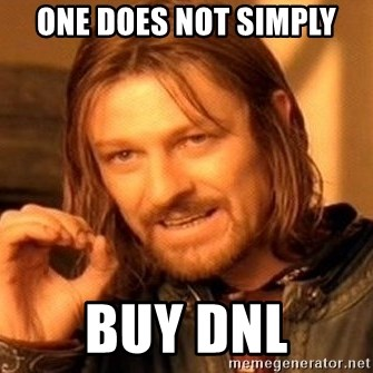One Does Not Simply - one does not simply buy dnl