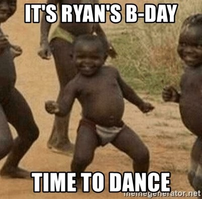 Success African Kid - It's Ryan's B-Day Time to Dance
