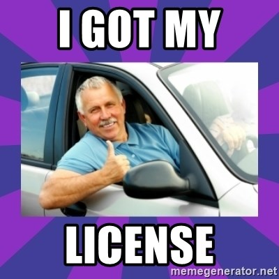 Perfect Driver - I GOT MY  LICENSE