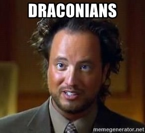 Ancient Aliens - DRACONIANS