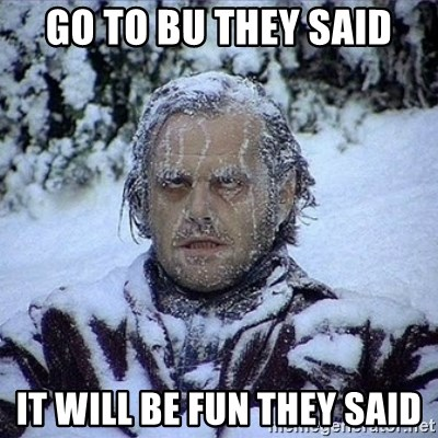 Frozen Jack - go to bu they said it will be fun they said