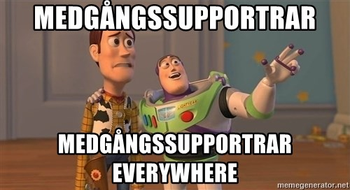 Toy Story Everywhere - Medgångssupportrar medgångssupportrar everywhere