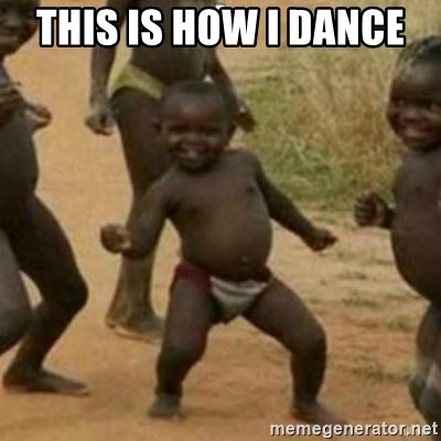 Black Kid - THIS IS HOW I DANCE