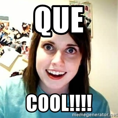 Overly Attached Girlfriend 2 - QUE COOL!!!!