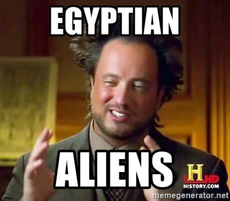 Ancient Aliens - Egyptian Aliens