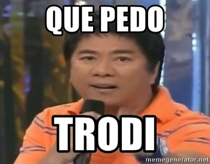 willie revillame you dont do that to me - QUE PEDO TRODI
