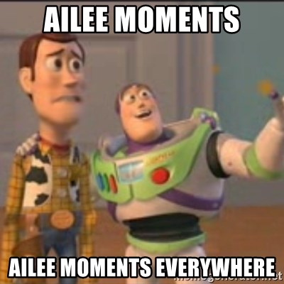 Buzz - AILEE MOMENTS AILEE MOMENTS EVERYWHERE