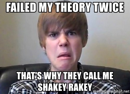 Justin Bieber 213 - FAILED MY THEORY TWICE  tHAT'S WHY THEY CALL ME SHAKEY RAKEY