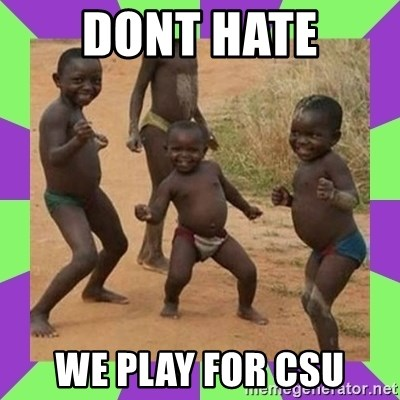 african kids dancing - Dont hate We play for CSU