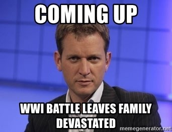 Jeremy Kyle - Coming up wwi battle leaves family devastated